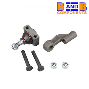 SMART TIE ROD END BALL JOINT KIT FORTWO 42 450 CABRIO ROADSTER CITY A852