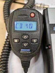 Simoco SRM9020+ UW 440-520MHz with Microphone, Speaker DC Plug and UHF CB80 Chan