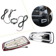 2PCS New LED Daytime Running Fog Lights Lamp DRL for Ford F150 Raptor 2009-2015