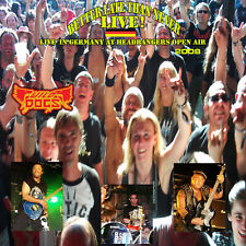 WILD DOGS Live at HEADBANGERS OPEN AIR fest Germany 2008  direct from McCourt