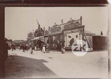 MUSEE D'ANATOMIE Foire DUPUYTREN Wax Fairground Fête foraine Photo 1890s