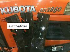 "54"" Gator mower blades for Kubota B7400, B7410, B7500, B7510 and B7600 396812"