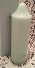 PartyLite Honeydew 3 x 9 Pillar Bell Top Candle S3952 New Nib Melon Retired Rare