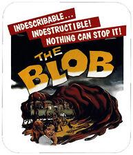 "THE BLOB MOUSE PAD - 1/4"" RETRO HORROR MOVIE MOUSEPAD"