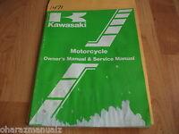 Kawasaki KDX80-C3 MC Owner Owners Owner's & Service Manual 99920-1327-01