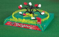 Bachmann HO Scale Train Carnival Ride Kit Spider Ride 46240