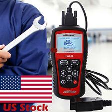 KW808 OBD2 OBDII EOBD Scanner Car Code Reader Tester Diagnostic MY