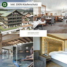 4 Tage Urlaub im Krumers Post Hotel & Spa in Seefeld in Tirol mit Halbpension