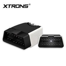 XTRONS OBDII Car Auto Bluetooth Scanner Scanner Diagnostic Fault Code Reader UK