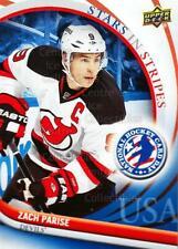 2012 Upper Deck National Hockey Card Day USA #10 Zach Parise