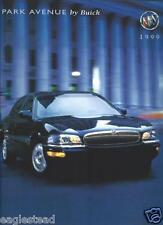 Auto Brochure - Buick - Park Avenue - 1999  (AB672)