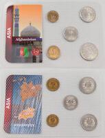 Afghanistan KMS 1978-1979 im Blister ss-vzgl / xf-au