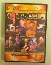 eric johnson / doc watson etc PRIMAL TWANG the legacy of the guitar     DVD