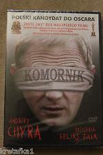 Komornik - DVD - POLISH RELEASE English subtitles