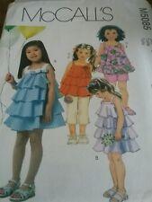 Girls top,dress and capri pants