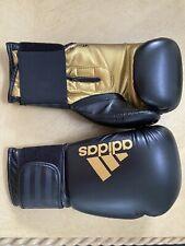 adidas Hybrid 100 Boxing and Kickboxing Gloves for Women & Men 14oz.