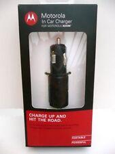 Motorola Xoom MZ600 - Car Charger New in Box