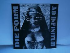 Ad Infinitum by Die Form CD (Hyperium, 1993, GER) 1st Edition   PHILIPPE FICHOT