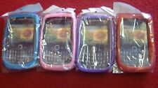 4 Pack Silicone Cover Cases for BlackBerry Curve 8520 8530 Smartphone Qty.4 Pcs