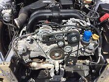 2015-2017 Subaru Legacy  2.5L transmission Assembly cvt