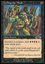 *MRM* FR Sacrifice des Faibles ( Culling the Weak) MTG Exodus