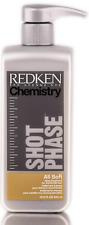 Redken All Soft Chemistry Shot Phase Treatment 16.9 OZ