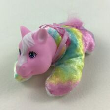 Pony Surprise Tie Dye Rainbow Foal Horse Baby Plush Toy Replacement Hasbro