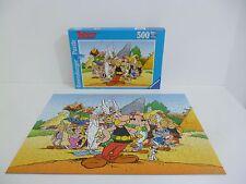 ♥ Puzzle Astérix 500 Pièces Complet Ravensburger Dimensions: 49X36 Cm