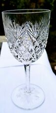 St Louis France Crystal Florence Water Glass