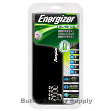 Energizer Universal NiMH Battery Charger for AA AAA C D 9V (model CHFC)