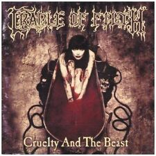 Cruelty and The Beast by Cradle of Filth (CD, 2006, Sony BMG)