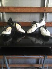 Adidas Predator PowerSwerve Football Boots And Adidas Adipure II TRX UK Size 8