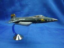 X-15 North American 1/72 scale model with stand