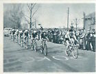 N° 9 Internationale Friedensfahrt Peace Race Germany Deutschland DDR 1954 CHROMO