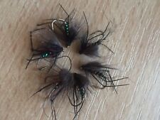 Bibio Hopper CDC Size 12 Trout Fly Dry Fly