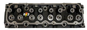 NEW GM MARINE INDUSTRIAL FORKLIFT 2.5 3.0 OHV IRON CYLINDER HEAD SMALL PORT EFI