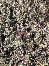 No.48 Mix Hibiscus Spearmint Rose Lavender Yarrow Marsh Skull Damiana Raspberry