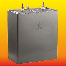 10 uF 6.3 kV RUSSIAN HIGH VOLTAGE PULSE PAPER IN OIL PIO CAPACITOR K41-1a