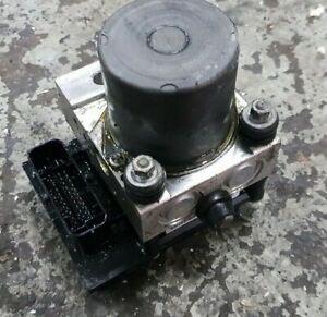 AUDI A6 C6 4F 2.0 TDI ABS PUMP & MODULE 4F0910517AK 0265950858