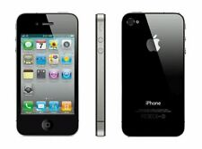 "Apple IPHONE 4 8GB 3,5 "" 5MP Ios Smartphone Black - Acceptable Condition"