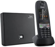 Gigaset E630A GO schwarz Schnurlostelefon, mit Anrufbeantworter Telefon NEU