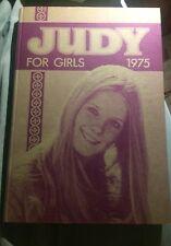 Judy for Girls 1975 (Annual) -  Nostalgic Christmas Present ?