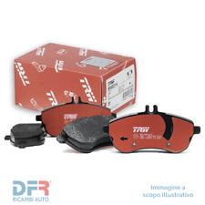4 TRW GDB1413 Kit pastiglie freno, Freno a disco Assale anteriore CLASSE CLC CLK
