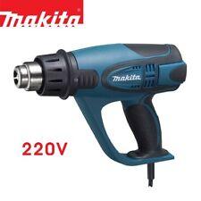 Makita HG6003 1800W 600 Degree Heat Gun w/2 Nozzles 220V 2.5m