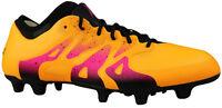 Adidas X 15.1 FG AG Herren Fußballschuhe Nocken S74594 orange Gr. 44 2/3 NEU