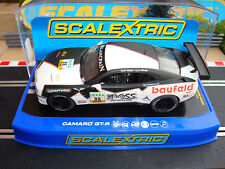 C3391 NEW BOXED SCALEXTRIC CHEVROLET CAMARO GT-R WITH LIGHTS AND DPR