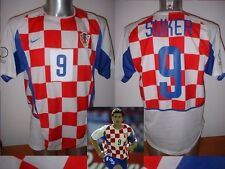 La Croatie Suker Nike Shirt Jersey Football Soccer Adult Medium trikot ARSENAL Top