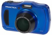 Praktica Luxmedia WP240 Waterproof Digital Camera Blue