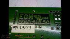EGM 0910.518.50 COMMUNICATION BOARD, NEW* #168727
