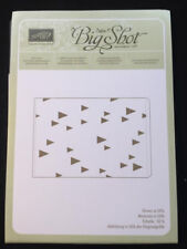 Stampin' Up ON POINT Textured Impressions Embossing Folder